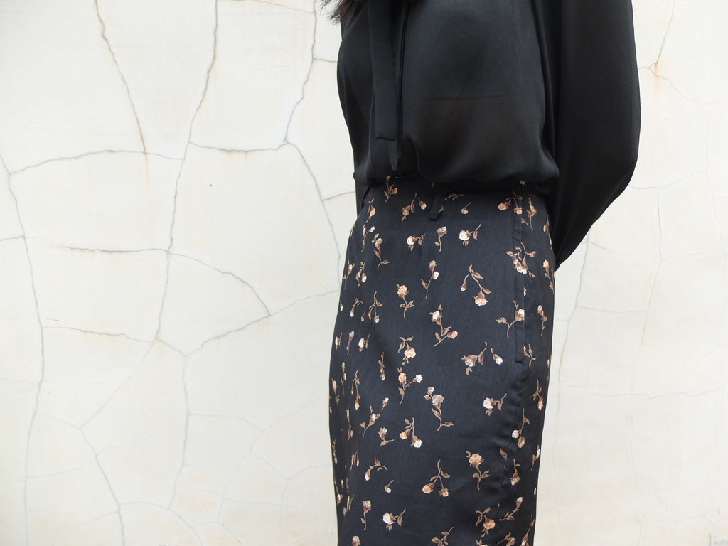 Delphine skirt {vintage,petite}-sold out