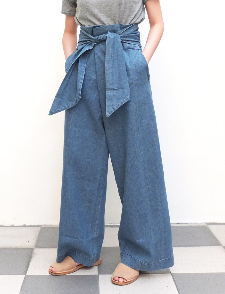 Koichi trousers-sold out