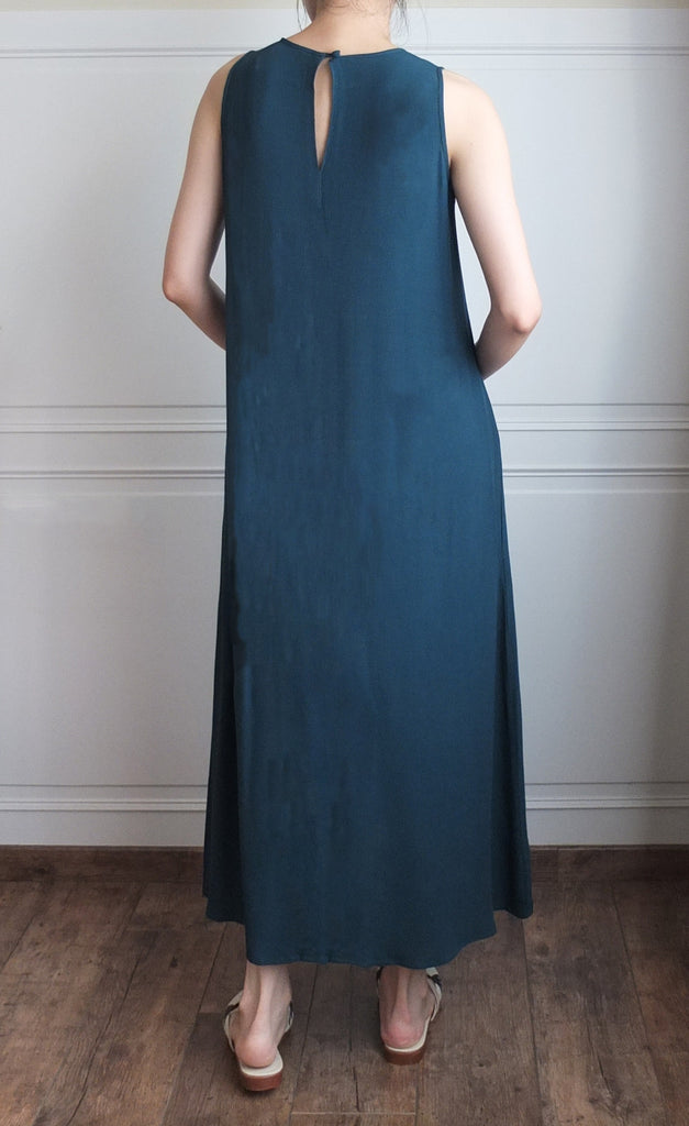 Teal dress-sold out