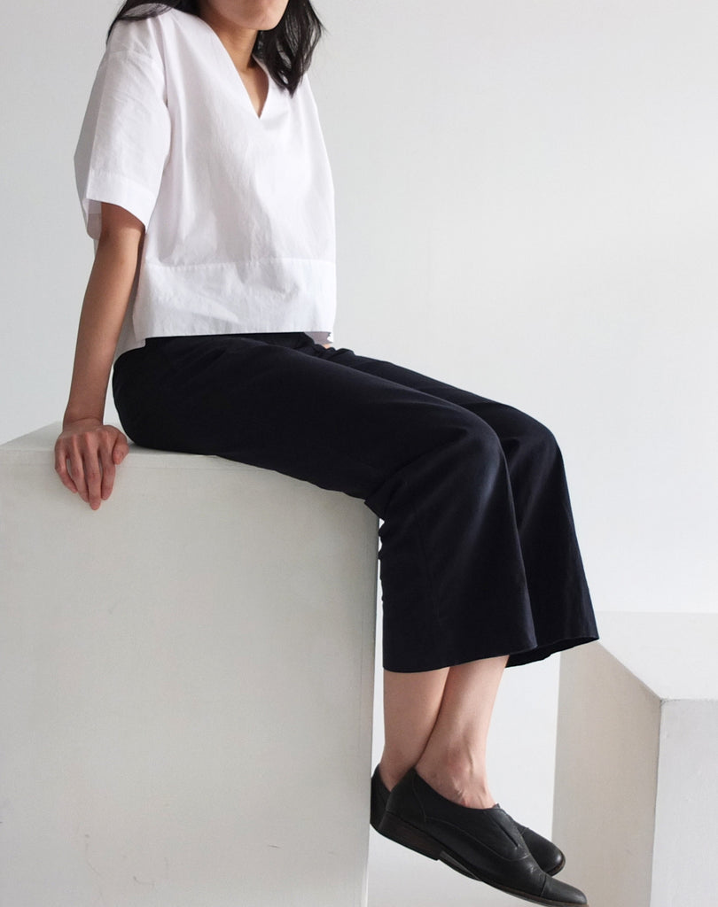 marin trousers-sold out