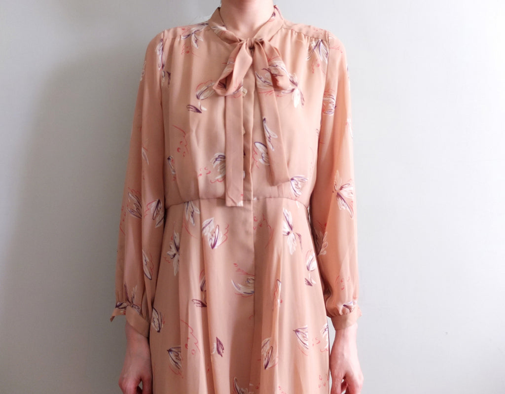 PLUME DRESS  {Sold out}