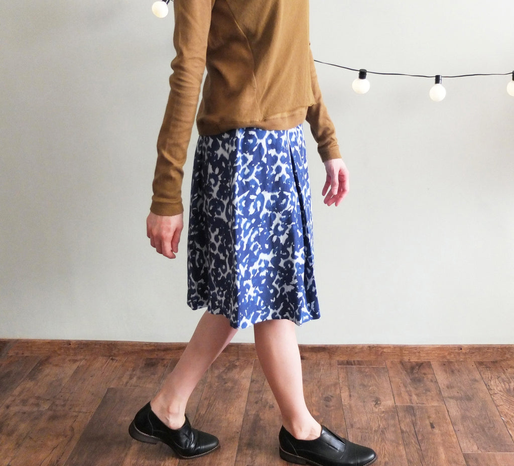 Sigle skirt{Sold out}