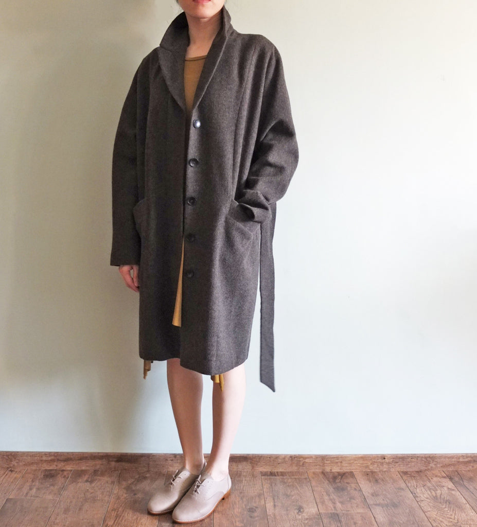 Chevron coat-sold out