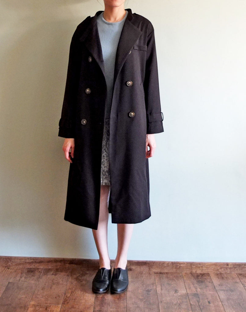 Sandro Trench {Made in Korea}-sold out
