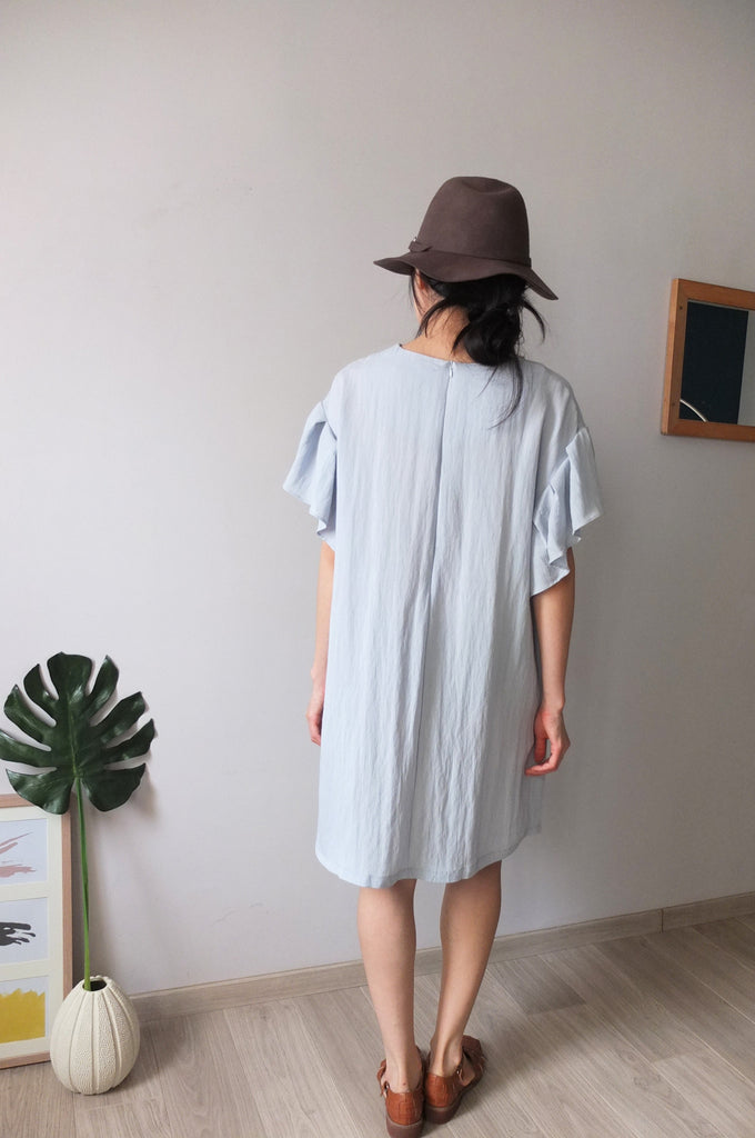 Polo dress-SOLD OUT