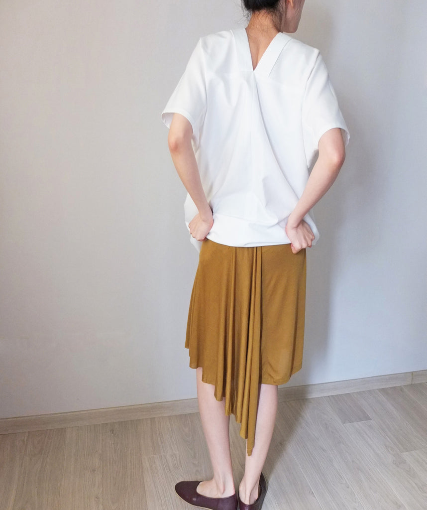 Double jeu skirt-sold out