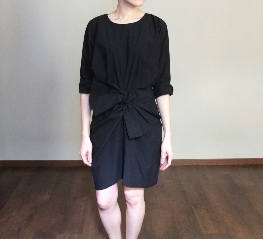 Origami dress-sold out
