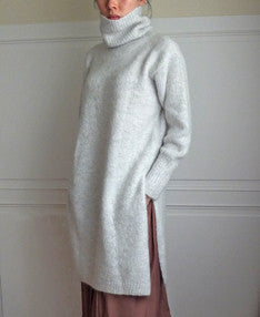 instrument long sweater-sold out