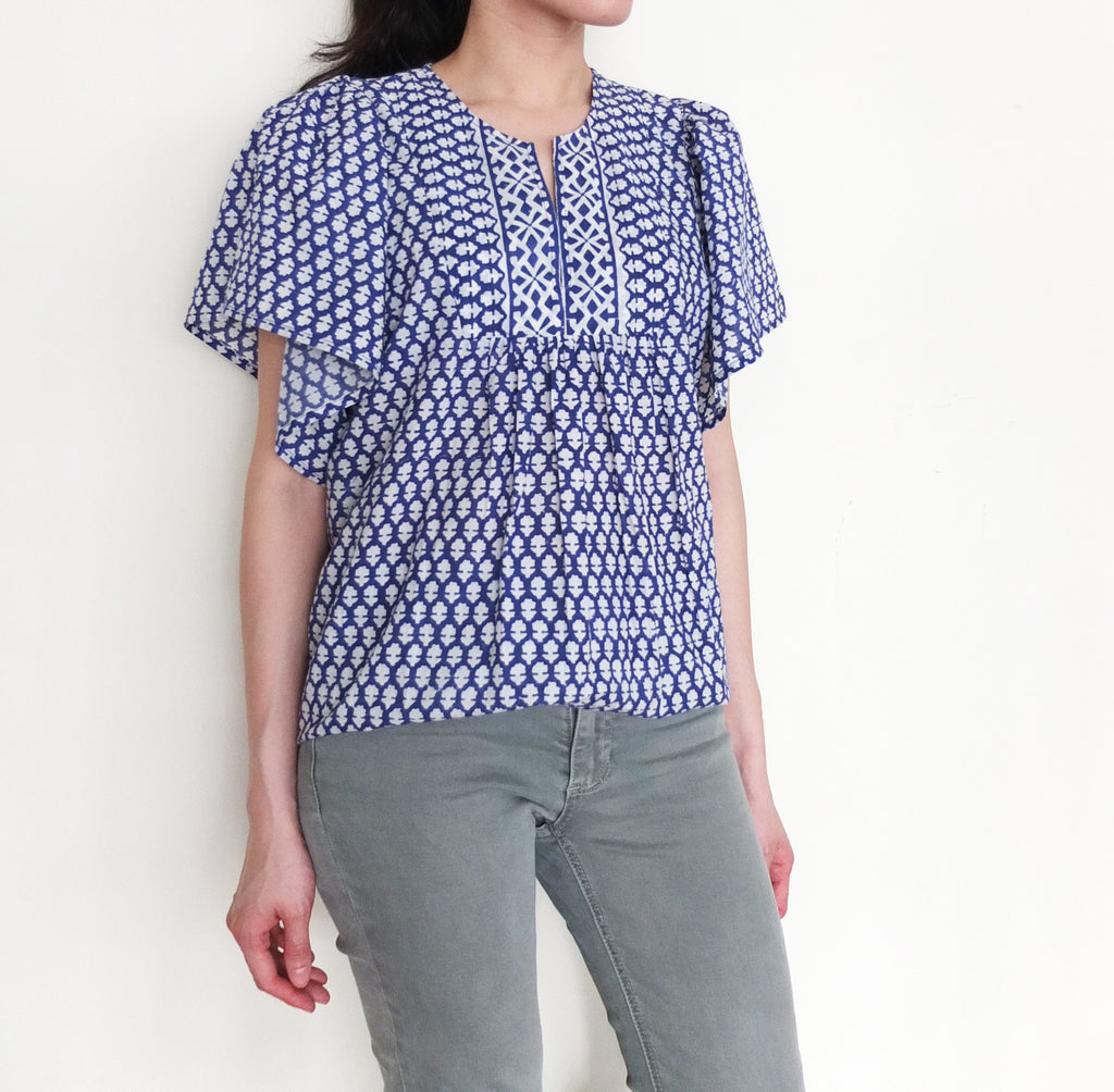 Pordenone blouse-SOLD OUT