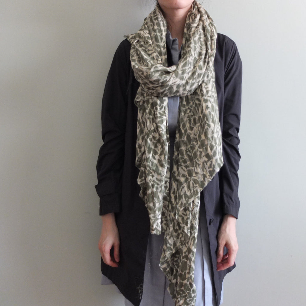 Verte scarf{sold out}