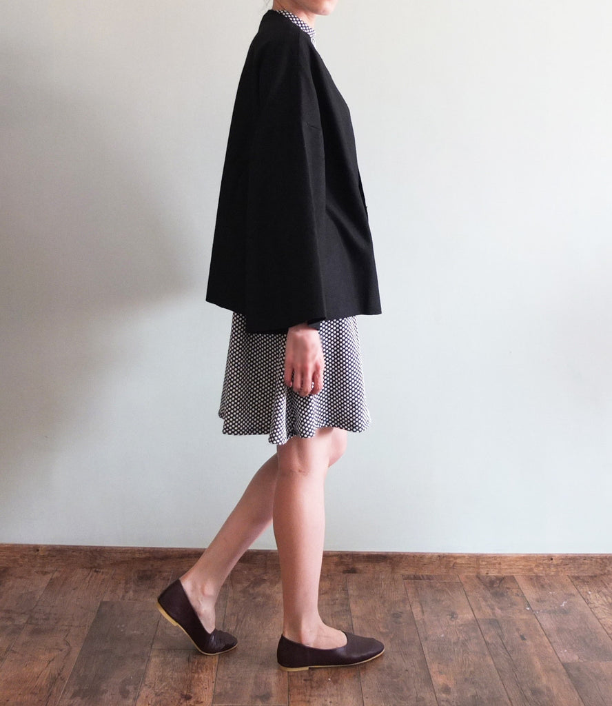 Monk coat{Sold out}