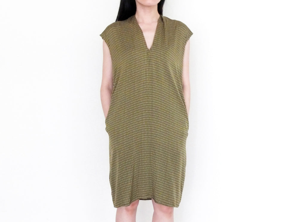 Modena dress {persimmon}-sold out