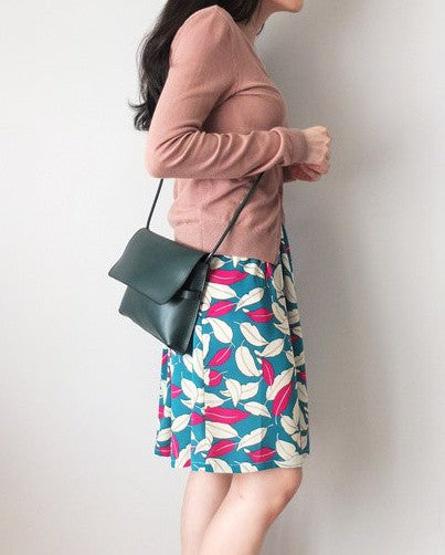 minka skirt {Limited-run fabric imported from Japan})sold out