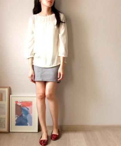 Div blouse {sold out}
