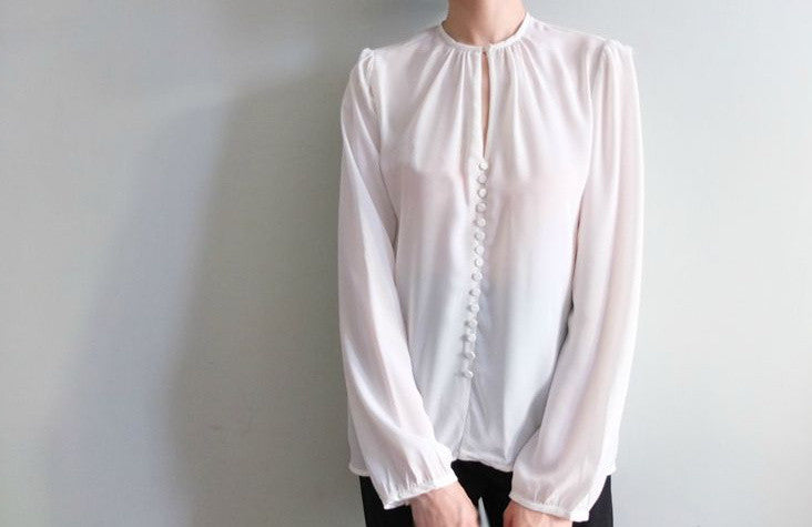 etam blouse-sold out