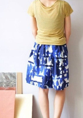 Paint skirt(sold out)