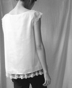 Lune blouse {Sold out}