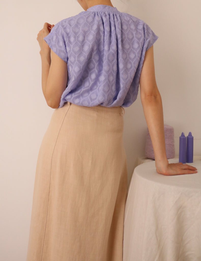 Lilac Blouse { limited edition }