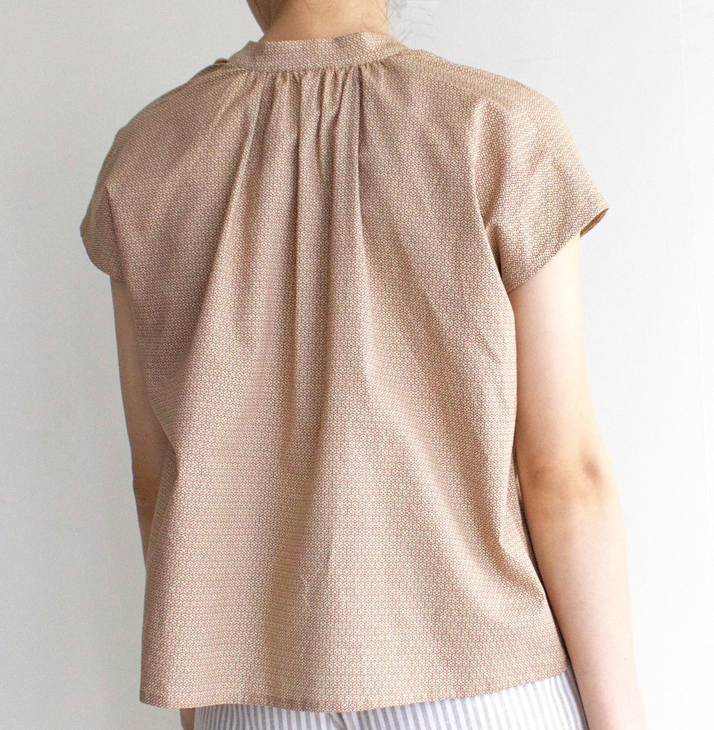 hsu blouse {limited edition}- sold out