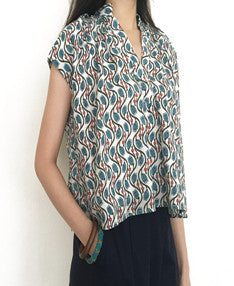Jaipur blouse-SOLD OUT