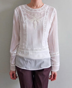 ST. GERMAIN BLOUSE-sold out