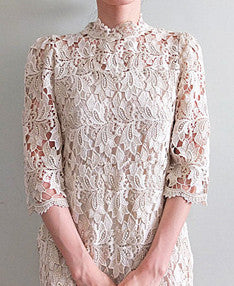 Brocade Gown {Sold out}