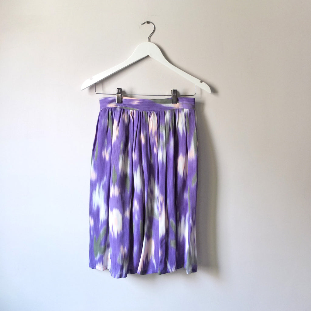 Galaxy skirt{SOLD OUT}