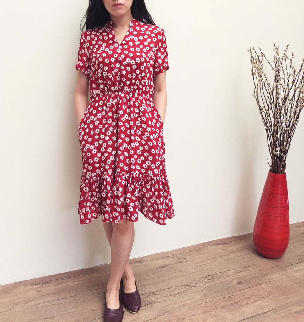flore dress-sold out