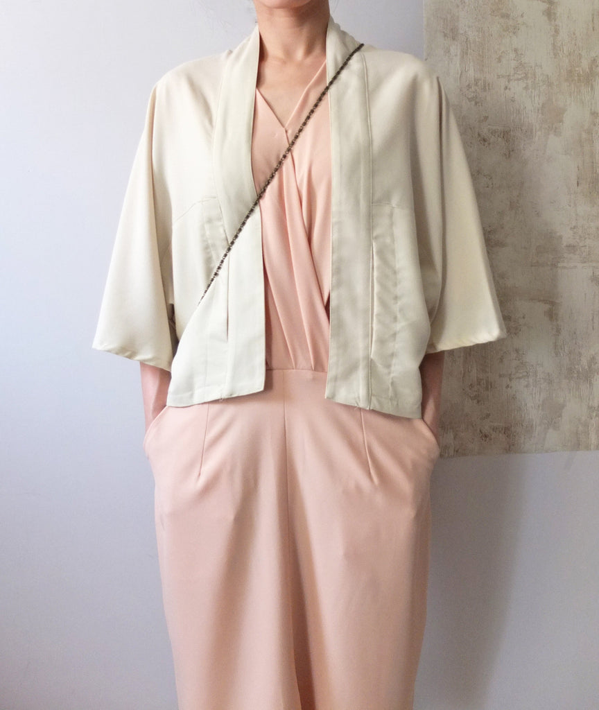 Savoy kimono-sample clearance sz S-sold out