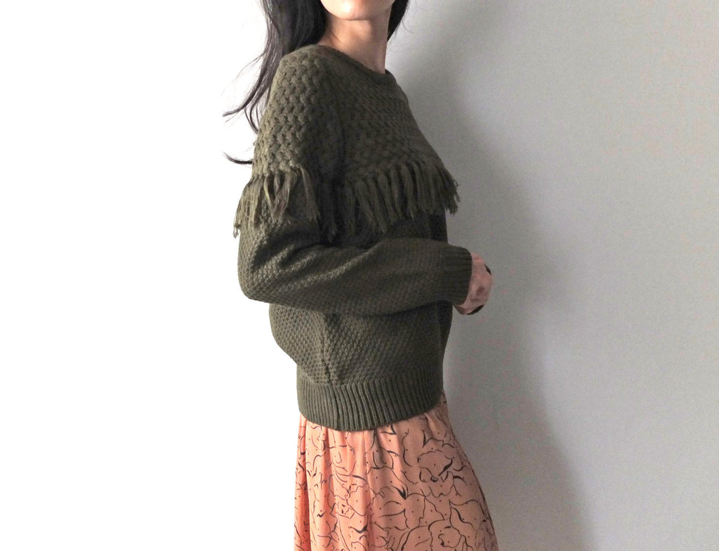 Patricia sweater {sold out}