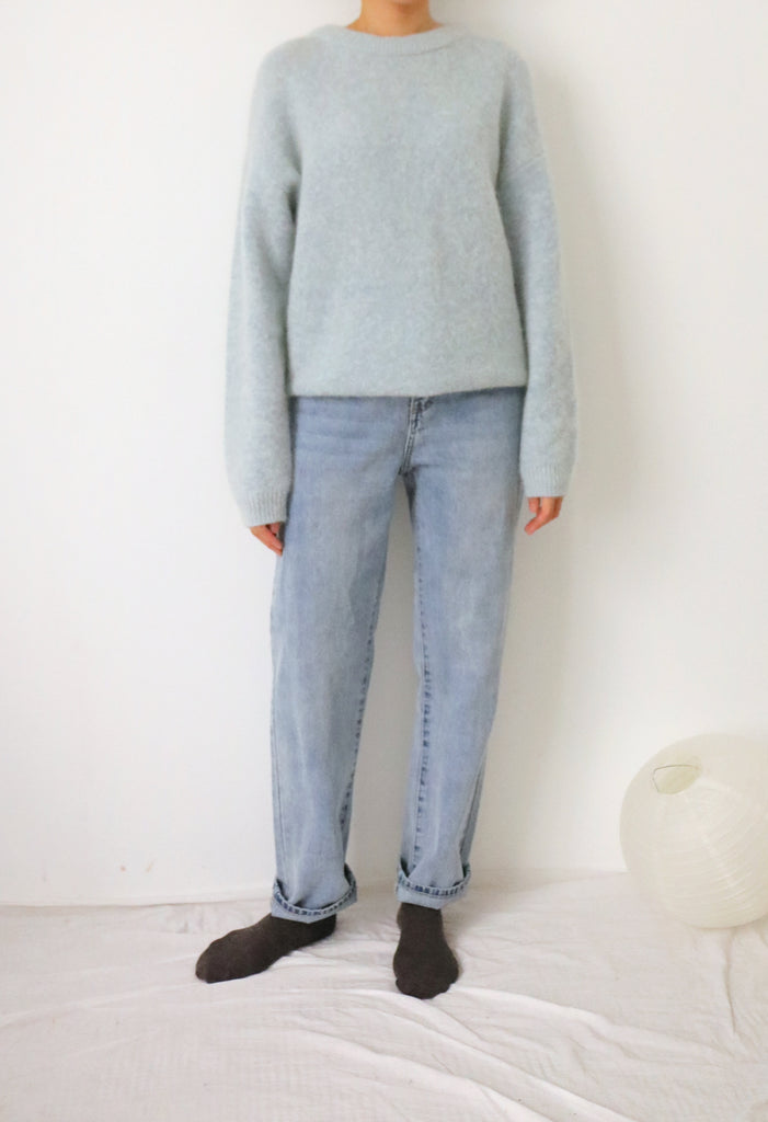 Andi Sweater -baby blue