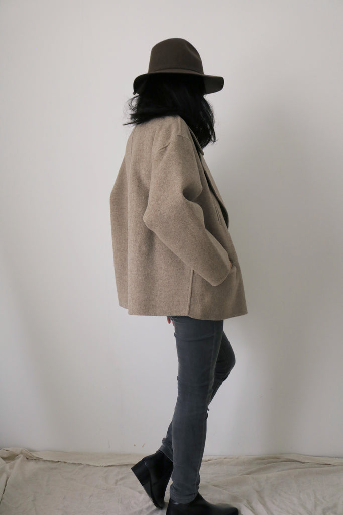 Avoine Coat  (more colours available)