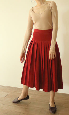 Ayahi Skirt (vintage)-sold out
