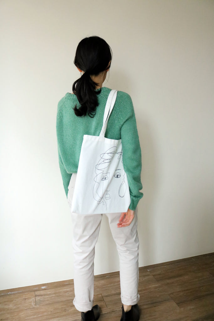 Croquis Tote (imported)-sold out