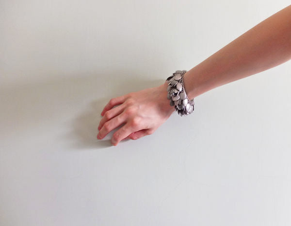 paillete cuff-sold out