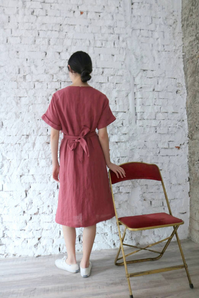 Berry Dress (More colours available)