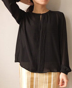 Ecco blouse {sold out}