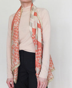 bytu scarf {vintage,100% silk}-sold out