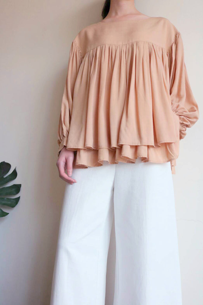 Cameo blouse- sold out