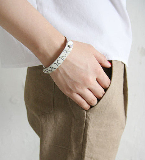 odile cuff bangle-sold out