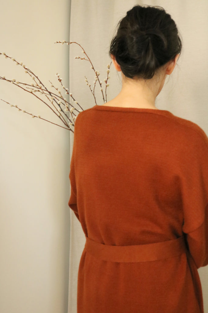 Cuivre cardigan -sold out