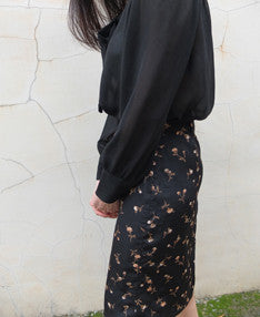 atheis blouse{vintage}-sold out