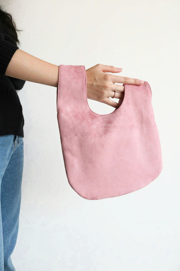 Desmond tote-Tea rose-sold out