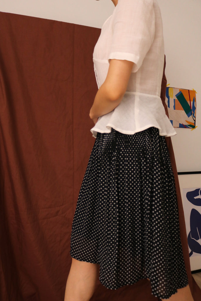 Drew Skirt {Vintage}-sold out