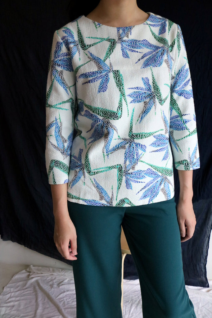 Floral Blouse- sold out