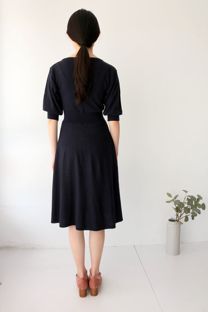 Gia knit dress-sold out