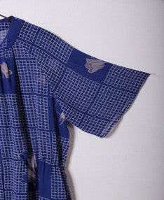 cobalt dress-sold out