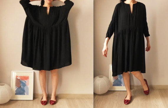 Momo dress {Black}
