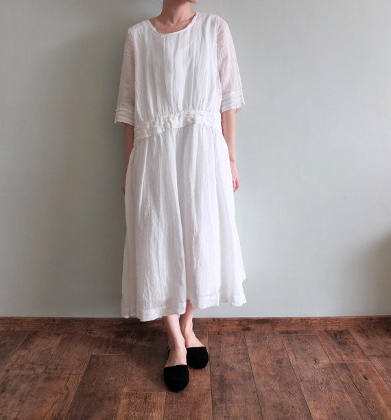 Cottage dress-sold out
