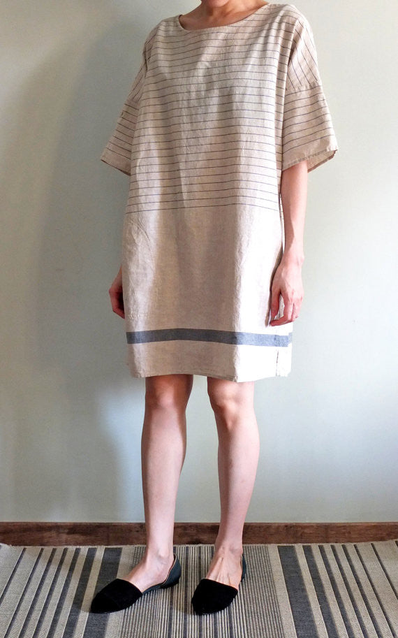 Marinière dress {sold out}